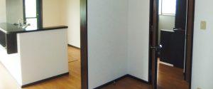 壁補強1カ所と劣化改修だけで 耐震基準をクリア